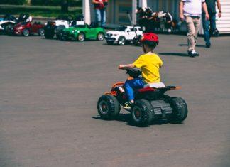 pojazdy na akumulator dla dzieci
