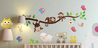 Zmień wygląd pokoju dla dziecka